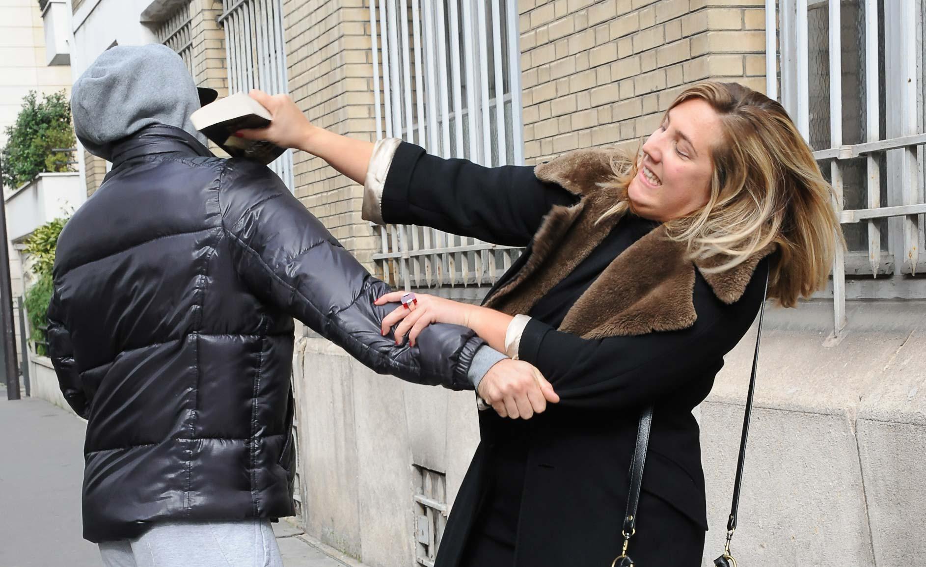 Amazon Training - Self-defense pour les femmes - Paris - ADAC France