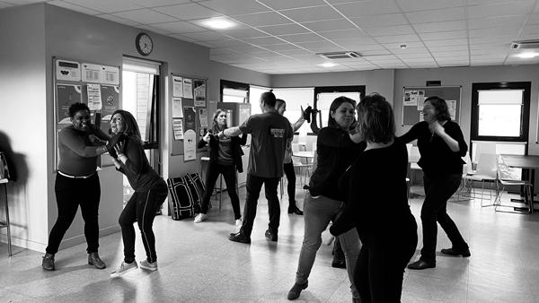 Journée de la femme : l'ADAC Rennes initie à l'Amazon Training