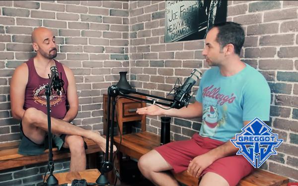 Podcast : François Bouvier invité sur Greggot TV