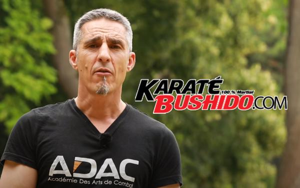 Prévenir, éviter et faire face : Eric Quequet invité de Karaté Bushido
